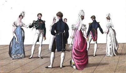 La Batteuse, a Figure Dance